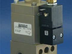 Technoplan replacement pancake/compensation valve for Sidel Serie 2 and Universal first generation